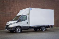 Iveco Daily Skåp & Lift 3,5t, Panel vans, Trucks and Trailers