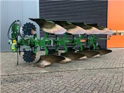 Amazone CAYROS XMS 4-950 V, Reversible ploughs, Agriculture