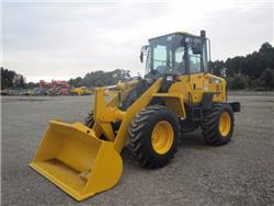 Komatsu WA100-6, Wheel loaders, Construction