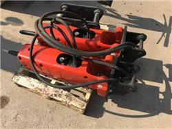 Takeuchi Rammer 222, Hammers / Breakers, Construction