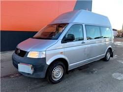 Volkswagen Transporter Kombi Petrol+Gas, Mini buses, Trucks and Trailers