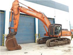 Doosan DX480LC, Crawler Excavators, Construction Equipment