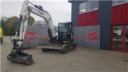 Bobcat E85, Mini excavators  7t - 12t, Construction Equipment