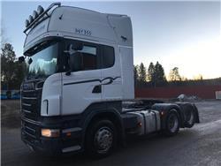 Scania R 500, Dragbilar, Transportfordon
