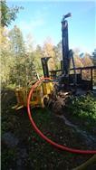 Nemek 300, Borrutrustning för vattenborrning, Entreprenad