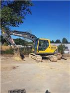 Volvo EC 140 B LC, Crawler Excavators, Construction Equipment