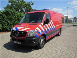 Mercedes-Benz Sprinter 519   SIV, Fire trucks, Transportation