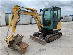 Yanmar SV 26 Cab, Mini excavators < 7t (Mini diggers), Construction