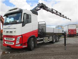Volvo FH 540 HIAB 288 E-7 HIPRO, Boom / Crane / Bucket Trucks, Trucks and Trailers
