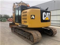 Caterpillar 320 EL RR, Crawler excavators, Construction