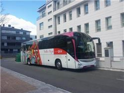 Iveco Magelys, Intercity buses, Transportation