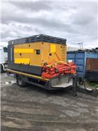 Atlas Copco XRVS 476, Kompressorer, Entreprenad