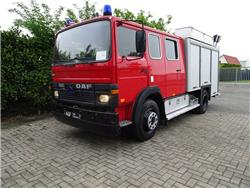 DAF 1300 Turbo Ziegler, Fire trucks, Transportation