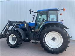 New Holland TM 165 SS, FLP, Trima 4.80, Traktorer, Lantbruk