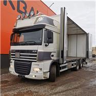 DAF XF 105.510, Box trucks, Trucks and Trailers