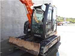 Hitachi ZX 85 US-5, Mini excavators  7t - 12t, Construction Equipment