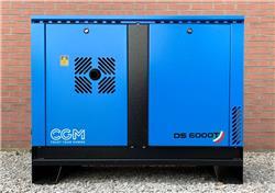 Yanmar L100  - 6.6 kva Aggregaat, Diesel generatoren, Bouw