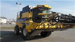 New Holland 7050-CSX, Combine harvesters, Agriculture