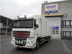 DAF XF105.460, Reefer Trucks, Trucks and Trailers