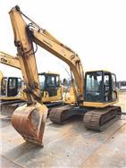 Komatsu PC120-6EO, Midi excavators  7t - 12t, Construction