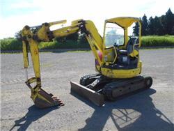 Komatsu PC30UU-3, Mini excavators < 7t (Mini diggers), Construction