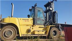 Hyster H 16.00 XM-12, Diesel counterbalance Forklifts, Material Handling