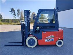Heli CPD35-GD2 - 3,5 t el. truck - 4,7 m LH (PÅ LAGER), Elektriske trucker, Truck