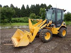Komatsu WA50-6, Wheel loaders, Construction