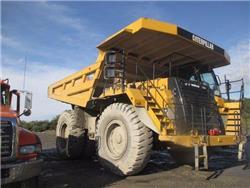 CAT 777F  H331, Rigid dump trucks, Construction Equipment