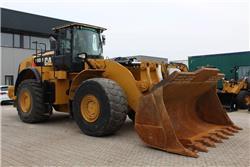 Caterpillar 980 M, Wielladers, Bouw