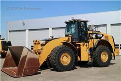 Caterpillar 980 K, Wheel Loaders, Construction Equipment