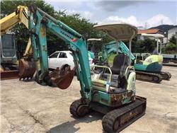 Yanmar ViO30-5, Mini excavators < 7t (Mini diggers), Construction