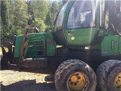 John Deere 810 E, Naudoti miškovežiai (Forvarderiai), Miško technika
