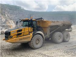 Bell B 50 E, Articulated Dump Trucks (ADTs), Construction