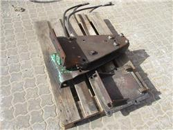 Montabert BRH 60, Hydraulik / Trykluft hammere, Entreprenør