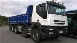Iveco Trakker AT410T50   10x4, Sora- ja kippiautot, Kuljetuskalusto