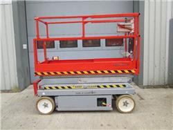 SkyJack SJIII 3220, Scissor lifts, Construction