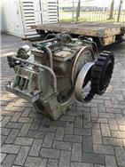 Reintjes WAF 540 - Marine Transmission 4.45:1 - DPH 105239, Transmissions, Construction