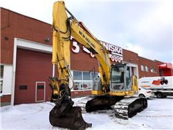 New Holland Kobelco E235BSR-2, Crawler excavators, Construction