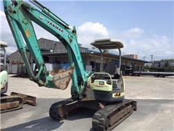 Yanmar ViO40-5, Midi excavators  7t - 12t, Construction
