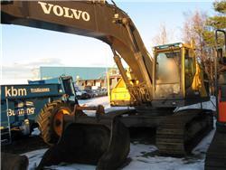 Volvo bandgrävare EC 300 EL,, Bandgrävare, Entreprenad