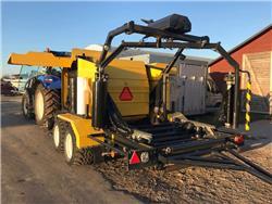 New Holland BR 6090 Combi, Ruloonpressid, Põllumajandus