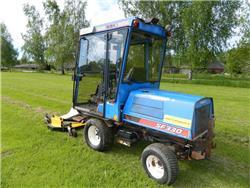 Iseki SF330, Kompaktie traktori, Komunālā tehnika