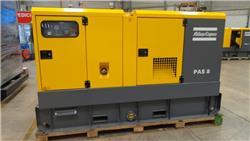 Atlas Copco PAS 8 KDS3A, Waterpumps, Construction