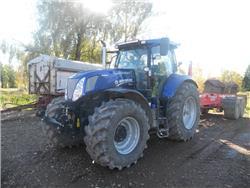 New Holland T 7 270, Traktorer, Lantbruk