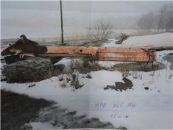Hiab 865 AW nostolaite kaivinkoneeseen, Muut, Maarakennus