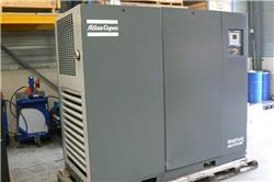 Atlas Copco GA 75 VSD, Compressors, Industrial