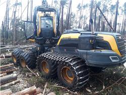 Ponsse Scorpion King, Harvesterit, Metsäkoneet