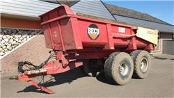 Beco Gigant 200, Tip Trailers, Agriculture