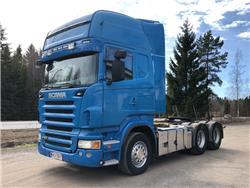 Scania R560 6x4 Teliveto, hydraulikka, Vetopöytäautot, Kuljetuskalusto
